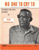 Ray Charles - No One To Cry To